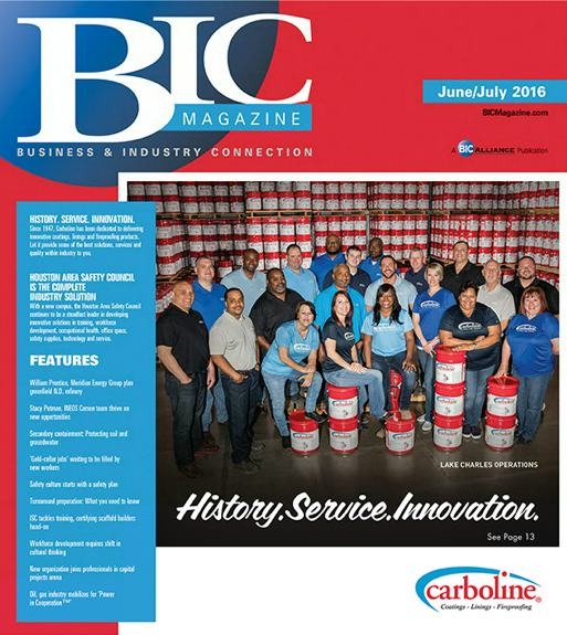 bic magazine cover uly